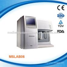 L'analyseur de sang automatisé le moins cher MSLAB06-M