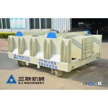 Machines en panneaux sandwich en aluminium composite / machine à panneaux isolés structurels