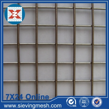 Galvanized sebelum Welded Wire Mesh