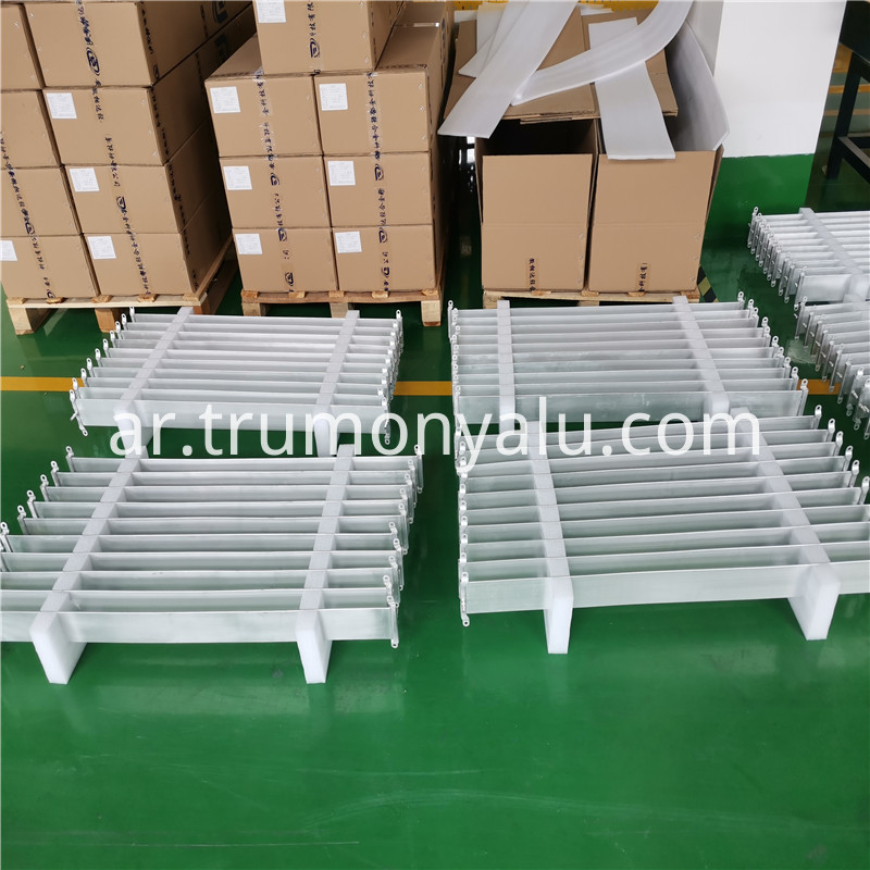 Aluminum Brazed Water Cooling Plate03