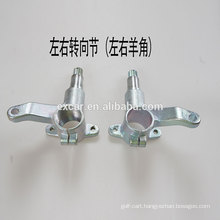 Dongguan EXCAR electric golf car sightseeing car spare part left&right spindle shaft