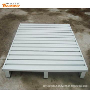 powder coated heavy duty customized size steel pallet
