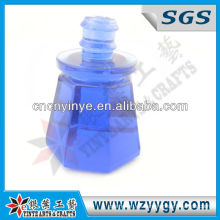 Logotipo en relieve varios tapón de la botella de plástico acrílico