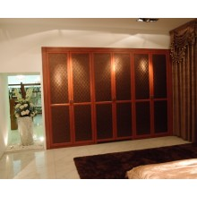 2014new Hot Sale MDF Wardrobes for Bedroom Furniture (customize size)