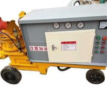 Ao lai machinery manufacturing slope support wet spraying machine concrete spraying output wet shotcrete machine