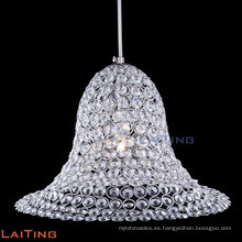 Araña de cristal moderna lámpara de techo colgante en China