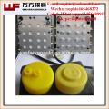 Molde del casquillo del agua del precio competitivo del ODM de China Taizhou para el molde plástico usado casquillo del casquillo de la crema dental
