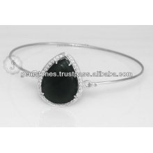 Wholesale Supplier Of Onyx Sterling Silver Gemstone Jewelry For Christmas