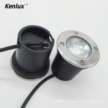 Luz subterránea LED COB IP68 a prueba de agua