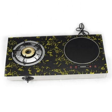 International Cooker Stove 2 Zone de cuisson