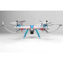 El último quadcopter sin cabeza juega la distancia de control larga del drone del tarantula x6 2.4G 4CH con la cámara de HD