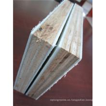 Paneles de sandwich de madera contrachapada FRP recubiertos de gel