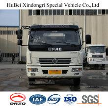 3cbm Dongfeng Euro 4 Дизельный мусороуборочный транспортный транспорт