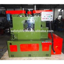 Máquina da válvula do extintor de fogo de três EIXOS