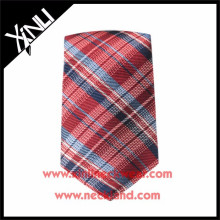 Corbata modificada para requisitos particulares china del precio bajo tejida jacquard de seda de 2015 hombres