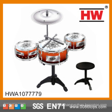 Popular kids play drum set professional Toy drum set for kids