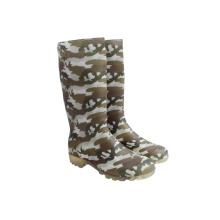 Удобная Мода плоский дождь сапоги, женщин дождь обувь