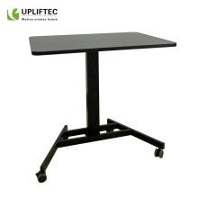 Single Leg Laptop Standing Desk