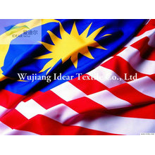 100% Polyester National Flag Fabric