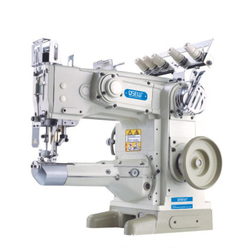 QS-1500 NEW MODEL good quality small cylinder bed direct drive high speed interlock industrial sewing machine