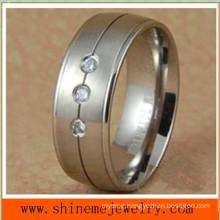 High Quality Best Price Titanium Rings (TR1821)