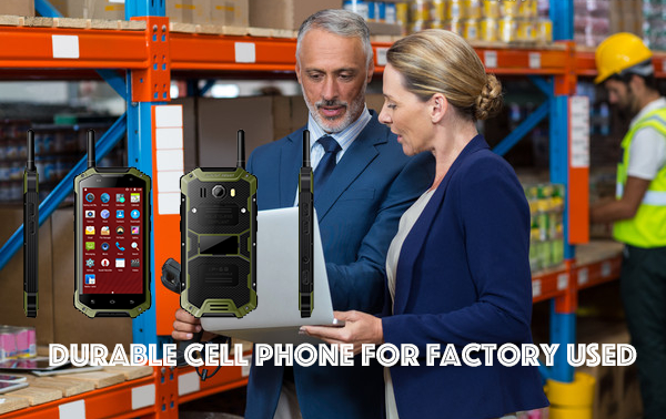 Durable Cell Phone for Factory Used
