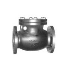 Marine Cast Iron Check Globe Valve (RX-MV-RK F7358 5K)