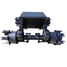 Truck Parts Spoke suspension - 24T 32T 28T bogie suspension