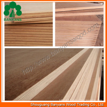 100% Keruing 28mm Container Plywood for Container Flooring