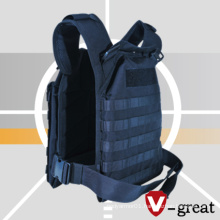 Plate Carrier Style Bulletproof Vest for Sale