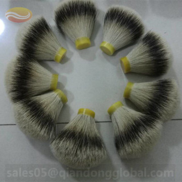 Ventilator-vormige Silvertip Badger Hair Shaving Brush Knot