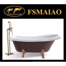 Promoción para la bañera de acrílico de remojo clásico independiente (BA-8302)