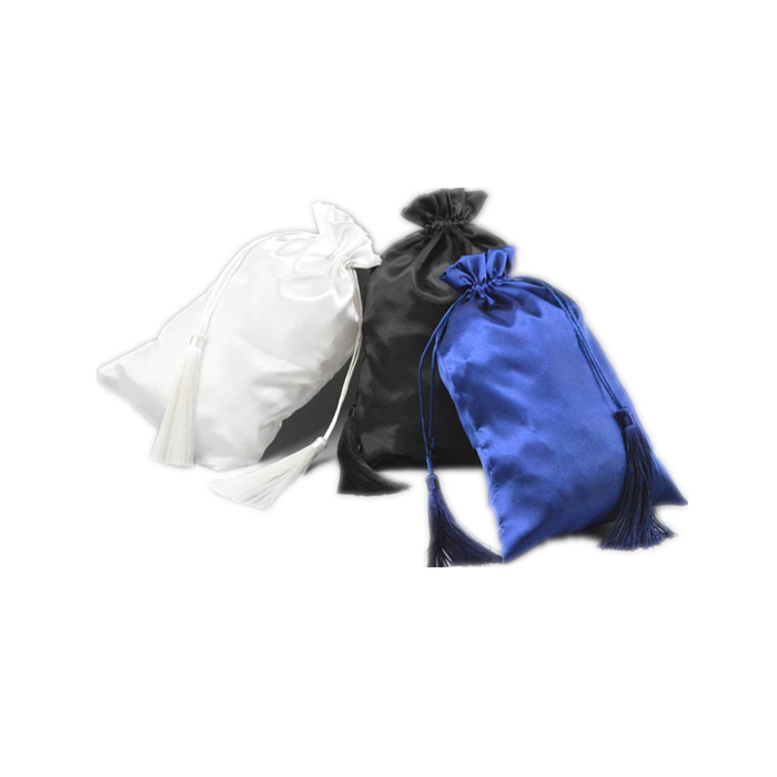 Big High Quality Satin Bag