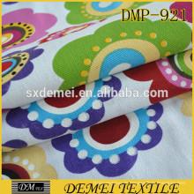 Großhandel Stoff Textil Poly Baumwolle Stoff Zhejiang verschiedene Stile des Vorhangs