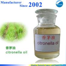 Venda quente de alta qualidade 100% natural puro Citronella Oil 8000-29-1 com preço razoável e entrega rápida !!