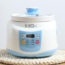 Wholesale price white ceramic inner pot Slow Cooker multipurpose electric stew pot