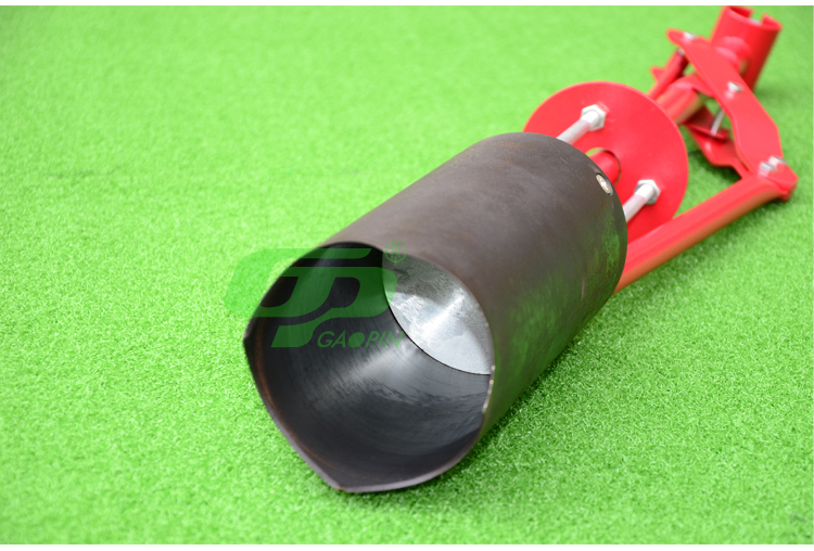 Golf Course Hole Digger Cutter