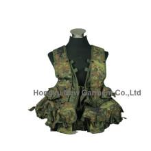 Engrenagem militar camuflagem digital tático colete para o exército (hy-v048)