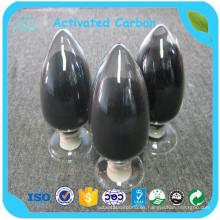 Producción de carbón activado de madera de la alta adsorción para la purificación del agua