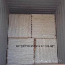 Placa branca do núcleo da espuma do PVC da placa do PVC da placa da espuma do PVC