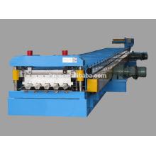 Máquinas de fabricación de rollo de cubierta de metal que forma la máquina