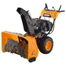 420cc15hp Electrical start,2 stage,6 foward 2 reverse snow blower(LZST-P005)
