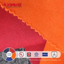 Gray fire retardant fabric for jumpsuit