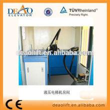 DEAO Neue Sicherheitsgüterhöhe mit Einzeleinzug Hydraulischer Aufzug