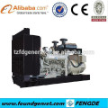 Générateur de moteur diesel Doosan approuvé par CE / ISO 2015 à vendre