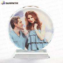 lastest design Sublimation crystal for craft/ gift on sales