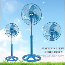 12inch Industrial Fan 3 in 1 -Top Verkauf in Südamerika