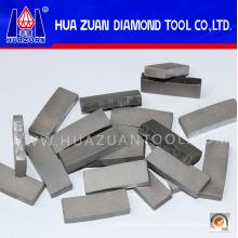 800 Mm Blade Diamond Segment for Cutting Indonesia Stone
