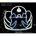 plastic crown sequin tiara tiara wholesale color plastic tiara crown for girls