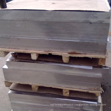 Feuille d'alliage d'aluminium 5A02